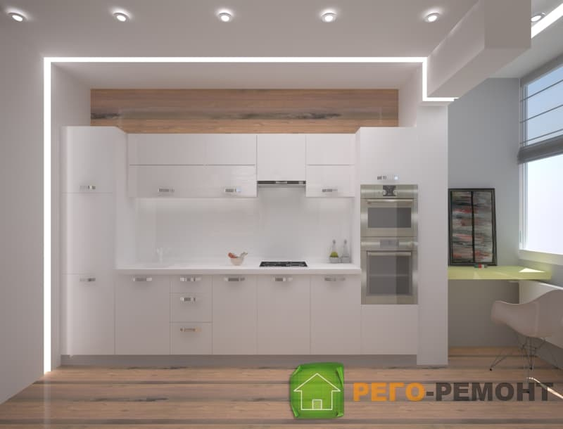 Интерьер кухни в перми