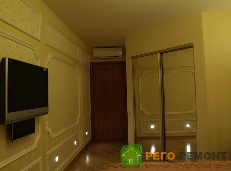 Ремонт 3-х комнатной квартиры в Москве и Московской