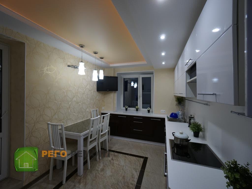 Косметический ремонт в квартире одинцовский район в г