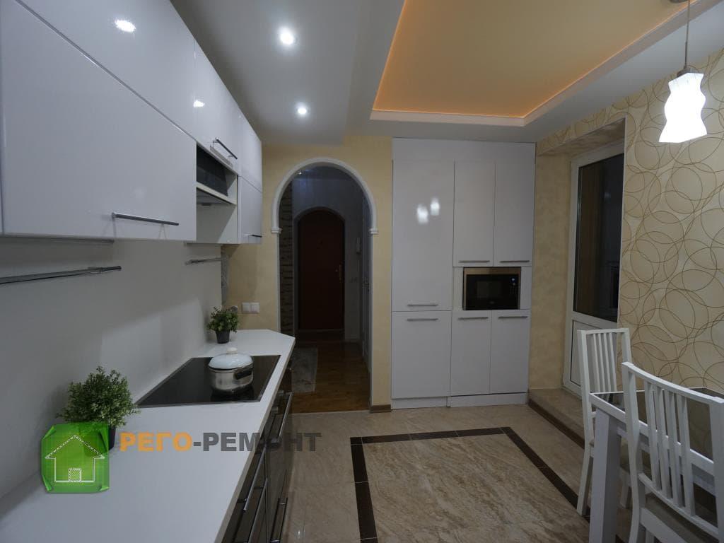 Элитный ремонт квартир #Новосибирск ( Проект Бардина